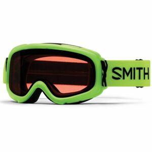 Smith GAMBLER zelená NS - Dětské lyžařské brýle