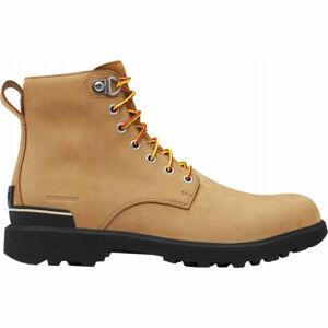 Sorel CARIBOU SIX WP MELLOW BU  9.5 - Pánská zimní obuv