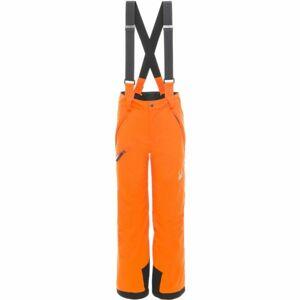 Spyder PROPULSION PANT oranžová 16 - Chlapecké lyžařské kalhoty