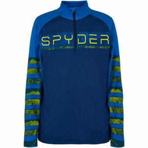 Spyder BOYS PEAK ZIP T-NECK  S - Chlapecký rolák
