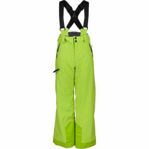 Spyder BOYS PROPULSION světle zelená 16 - Chlapecké kalhoty