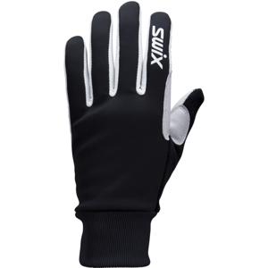 Swix TRACX černá 7 - Běžkařské rukavice