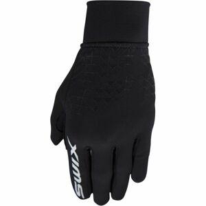 Swix NAOSX W černá 8 - Dámské sportovní rukavice