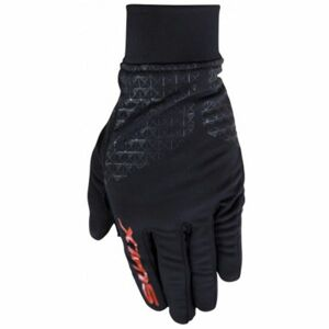 Swix NAOSX černá XL - Závodní rukavice na běžky