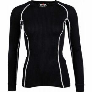 Swix STARX TRIKO W černá XL - Funkční spodní prádlo