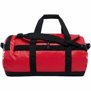 The North Face BASE CAMP DUFFEL M růžová M - Cestovní taška