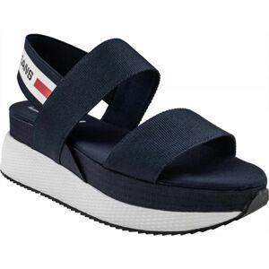 Tommy Hilfiger CHUNKY TAPE SPORTY SANDAL  39 - Dámské sandály