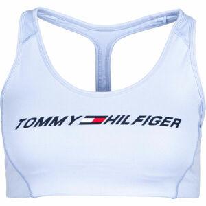 Tommy Hilfiger LIGHT INTENSITY GRAPHIC BRA  S - Dámská sportovní podprsenka