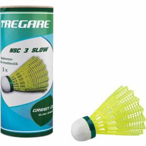 Tregare NSC 3 SLOW YELLOW  NS - Badmintonové míčky