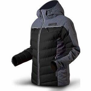 TRIMM CORTEZ černá 3XL - Pánská lyžařská bunda