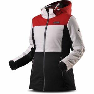 TRIMM GIRA červená S - Dámská lyžařská bunda