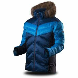 TRIMM MOON modrá XXL - Pánská zimní bunda