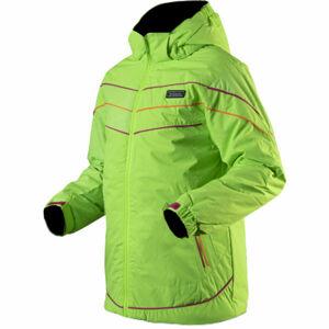 TRIMM RITA zelená 152 - Dívčí lyžařská bunda