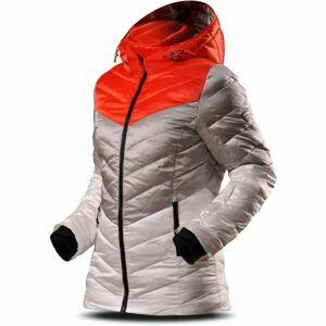 TRIMM SUPRA oranžová L - Dámská lyžařská bunda