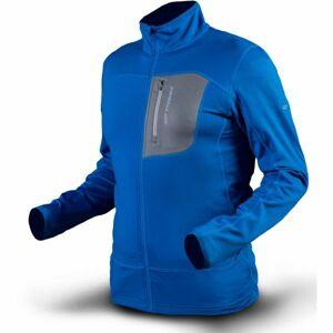TRIMM TERO modrá 3XL - Pánská sportovní bunda