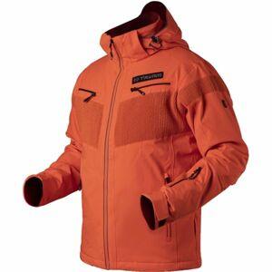 TRIMM TORENT oranžová 3XL - Pánská lyžařská bunda