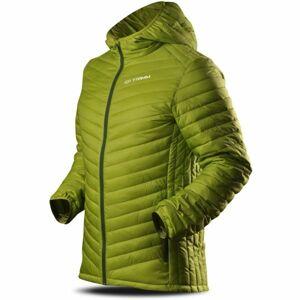 TRIMM UNION světle zelená M - Pánská celoroční bunda