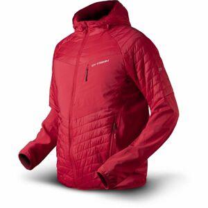 TRIMM ZEN červená 3XL - Pánská celoroční bunda