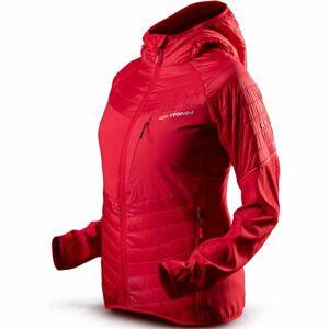 TRIMM ZENA červená L - Dámská celoroční bunda