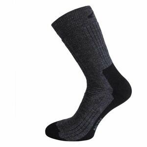 Ulvang AKTIV šedá 43-45 - Sportovní ponožky