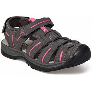 Umbro EMMA šedá 40 - Dámské sandály