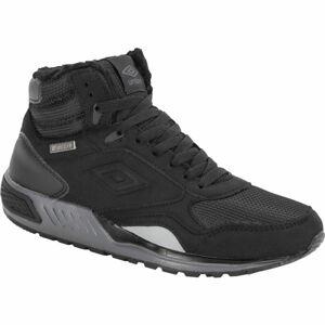 Umbro REDHIL MID WP černá 8 - Pánská zimní obuv