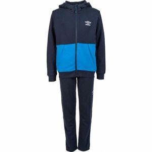 Umbro PETTER tmavě modrá 140-146 - Chlapecká tepláková souprava