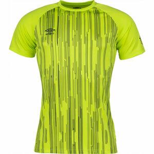 Umbro PRO TRAINING STRIKE GRAPHIC JERSEY  L - Sportovní triko