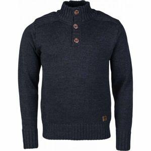 Umbro IGGY tmavě modrá S - Pánský svetr