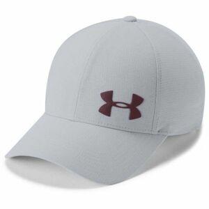 Under Armour MEN'S AIRVENT CORE CAP šedá L/XL - Pánská čepice s kšiltem