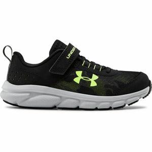 Under Armour PS ASSERT 8 AC černá 2.5 - Chlapecká běžecká obuv
