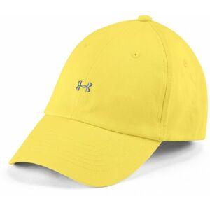 Under Armour FAVORITE LOGO CAP žlutá UNI - Dámská kšiltovka