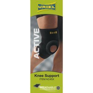 Uriel AC45X černá  - Bandáž kolene
