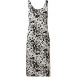 Vans WM ZINE STING DRESS LADY VANS bílá S - Dámské šaty