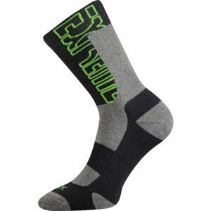 Voxx TARIX šedá 23-25 - Unisex froté ponožky