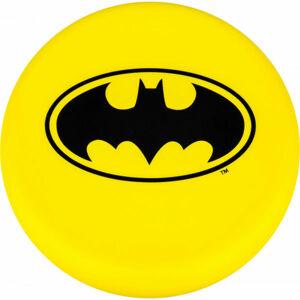Warner Bros FLY žlutá NS - Pěnový létající talíř