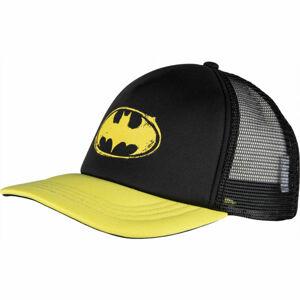 Warner Bros BATMAN CAP  UNI - Dětská kšiltovka