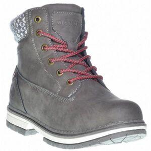 Westport LOTTA3 tmavě šedá 37 - Dámská zimní obuv