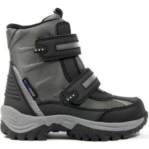 Westport ANITA šedá 39 - Dětská zimní obuv