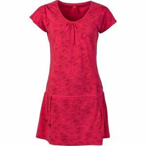 Willard AMALIA červená M - Dámské šaty