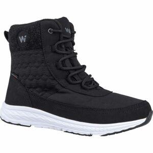 Willard CAMELIE černá 36 - Dámská kotníková obuv