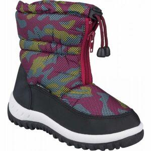 Willard CENTRY růžová 29 - Dětská zimní obuv