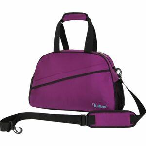 Willard CITY BAG fialová NS - Dámská taška přes rameno