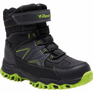 Willard CLASH WP  31 - Dětská zimní obuv
