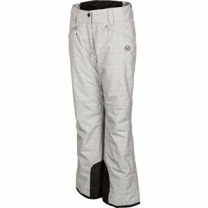 Willard ELEWA bílá M - Dámské lyžařské kalhoty