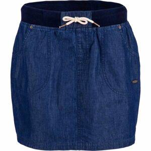 Willard KELIS tmavě modrá 42 - Dámská sukně džínového vzhledu