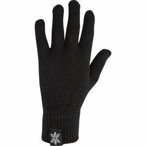 Willard LODALO černá UNI - Dámské pletené rukavice