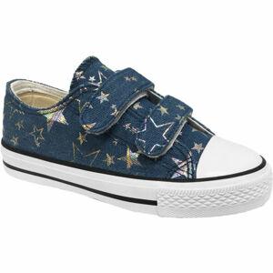 Willard RADLEY III tmavě modrá 33 - Dětská volnočasová obuv
