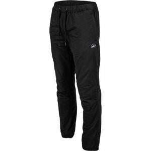 Willard TEDNY černá M - Pánské zateplené kalhoty