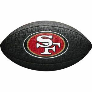 Wilson MINI NFL TEAM SOFT TOUCH FB BL SF  NS - Mini míč na americký fotbal